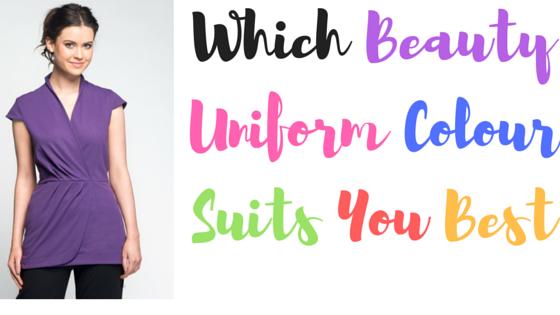 Best Beauty Uniforms