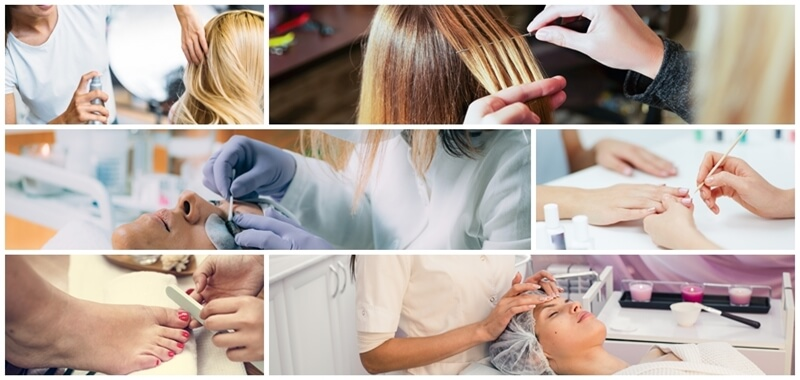 Career Opportunities in The Hair and Beauty Industry - Salon